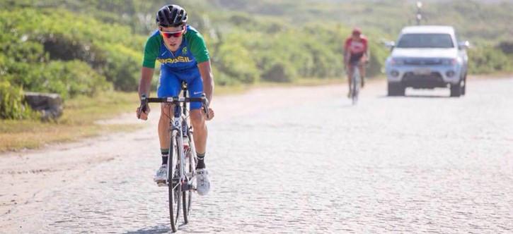 Caio treinando no Rio de Janeiro | DKG
