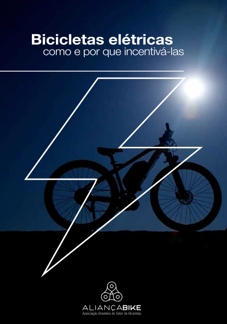 Aliança Bike apresenta o estudo Bicicletas Elétricas - como e por que incentivá-las