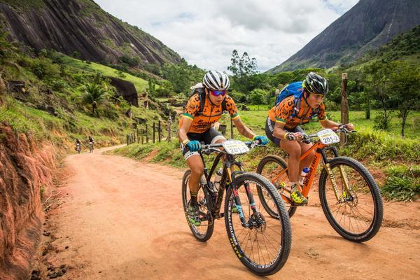 Nova vitória de Raiza e Margot (Juliano Augusto / Brasil Ride)