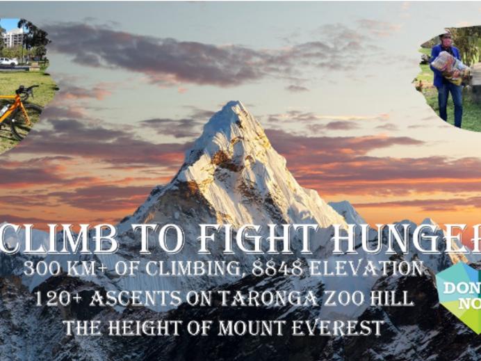 Everesting: brasileiro subirá 120 vezes a mesma montanha para ajudar famílias afetadas pelo Covid-19