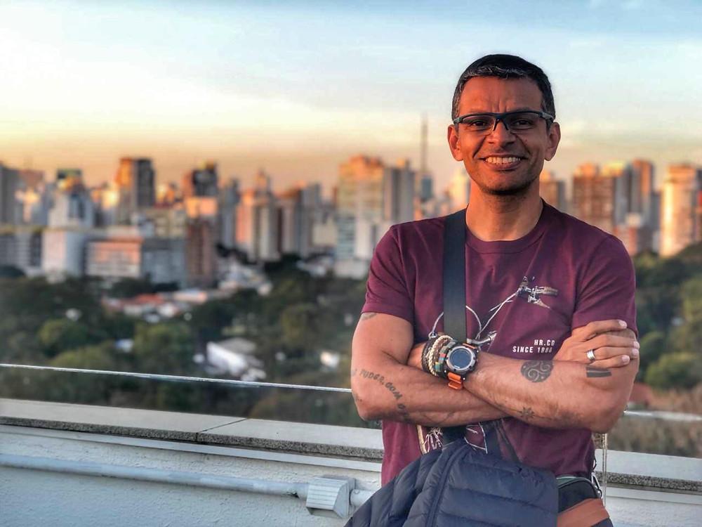 Paulo Aguiar do Pedala Manaus / Acervo pessoal