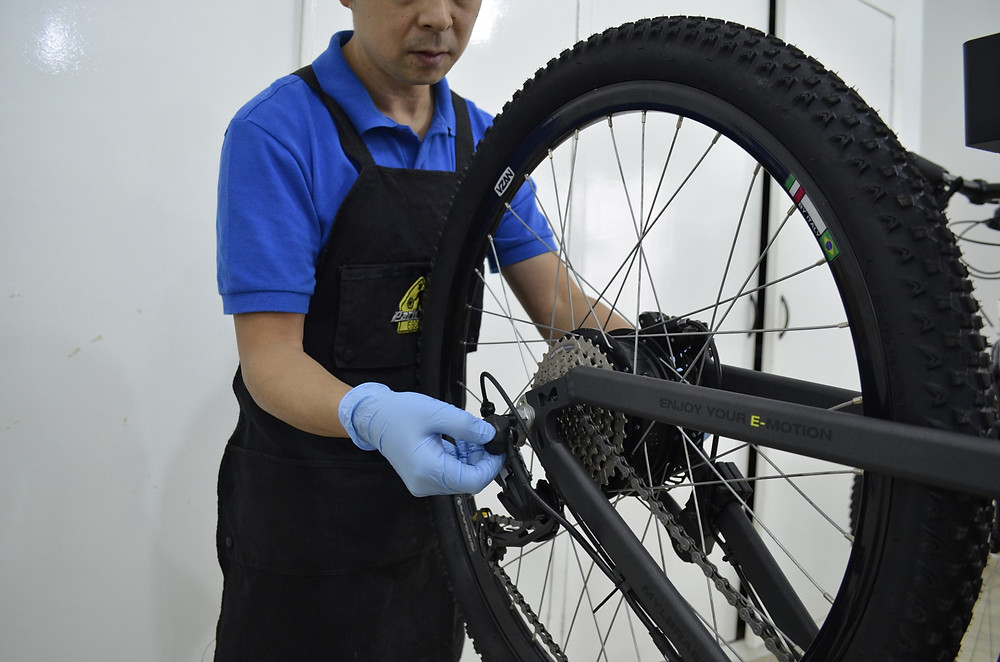 Curso Montagem e Manutenção em Bikes Elétricas / Divulgação