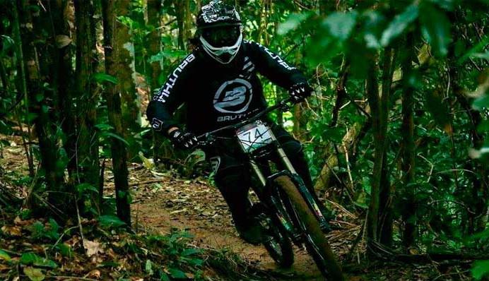 São Vicente recebe a Copa São Paulo Open de Bike Downhill neste final de semana