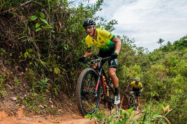 Campeão olímpico, Jaroslav Kulhavy (Ney Evangelista / Brasil Ride)