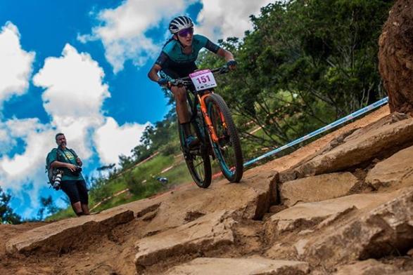 Giuliana Morgen vence primeira etapa da Taça Brasil XCO da Brasil Ride