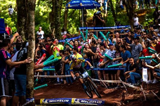 Henrique Avancini foi campeão pela 7º vez da etapa de Araxá (Foto: Alemão Silva)