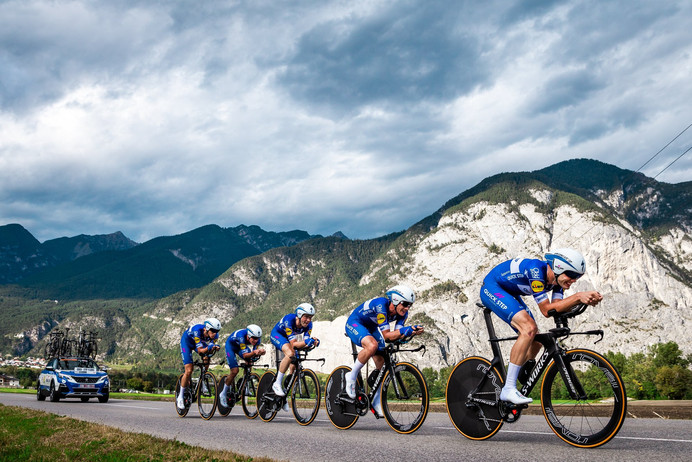 Mundial de Ciclismo de Estrada UCI: Canyon-SRAM vence e Quick-Step conquista o tetra no contra-relóg