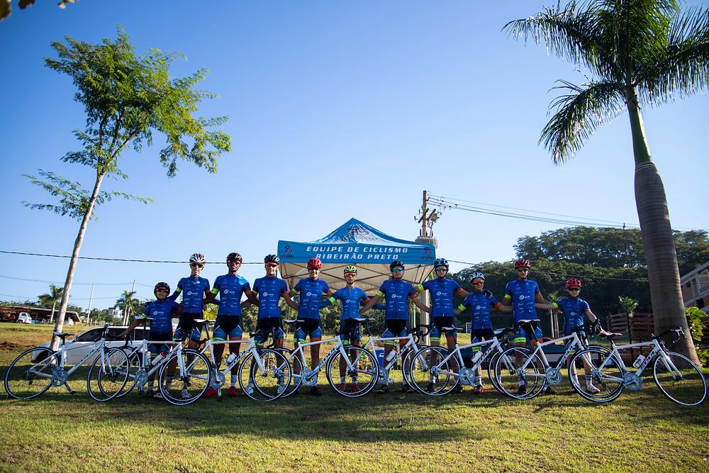 10 novas bikes modelo Speed já estão disponíveis para utilização dos atletas  Rafael Martinez/ Martinez Comunicação
