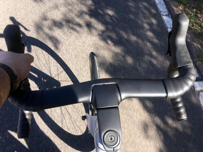 Novo cockpit integrado / Márcio de Miranda - Planeta da Bike