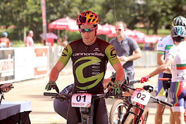 Avancini na CIMTB de Araxá deste ano / Márcio de Miranda - Planeta da Bike