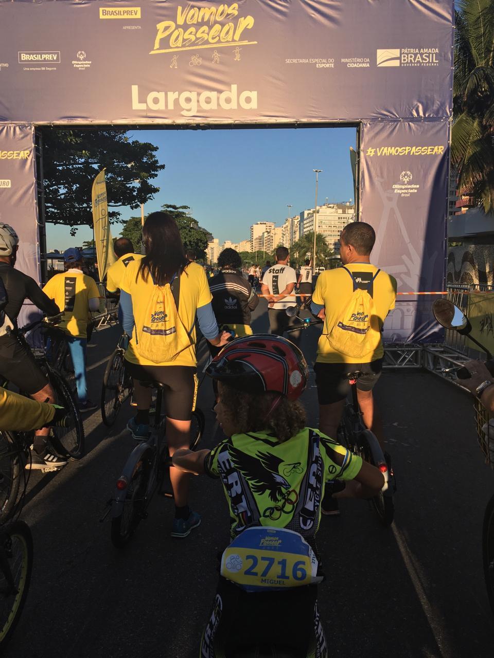 Etapa carioca do Vamos Passear / Márcio de Miranda - Planeta da Bike