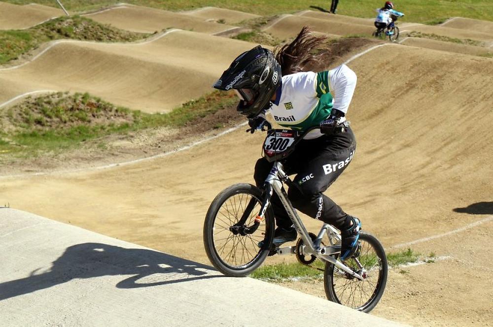 Julia Alves - Dutch BMX Race