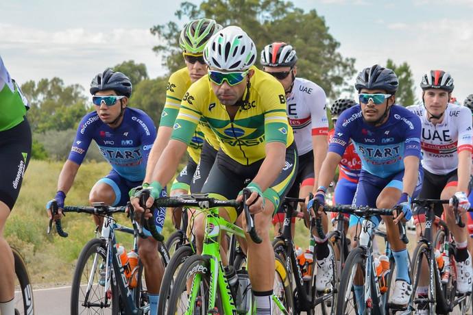 Tour de San Juan 2019: Magno Prado é o melhor brasileiro na competição