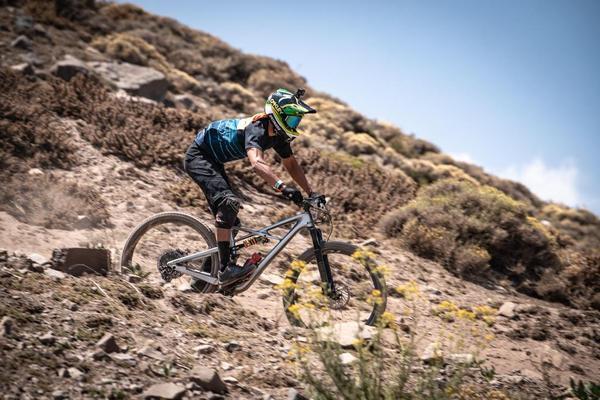 Andes Pacífico abriu a temporada do atleta  (Jonatha Jünge / Divulgação)