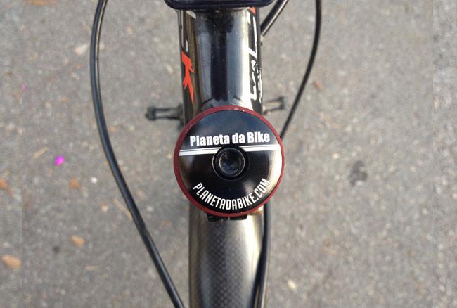 Capa personalizada Planeta da Bike / Divulgação