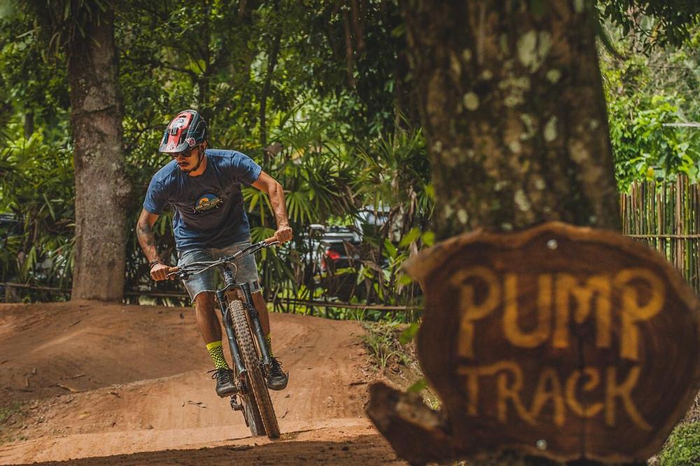 Knob no Pump Track / Divulgação