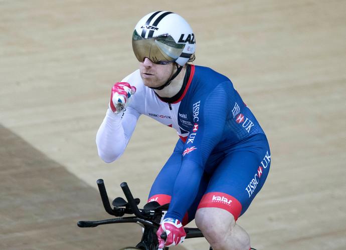 Grã-Bretanha fatura 5 medalhas no primeiro dia do Mundial de Paraciclismo de Pista no Velódromo do R