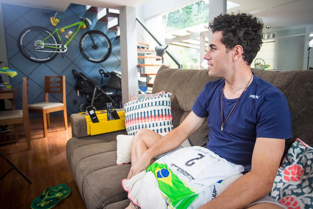 Henrique Avancini indica documentários e série gratuitos para que os fãs de mountain bike possam curtir o esporte de um modo especial (Crédito: Fábio Piva/Red Bull Content Pool)