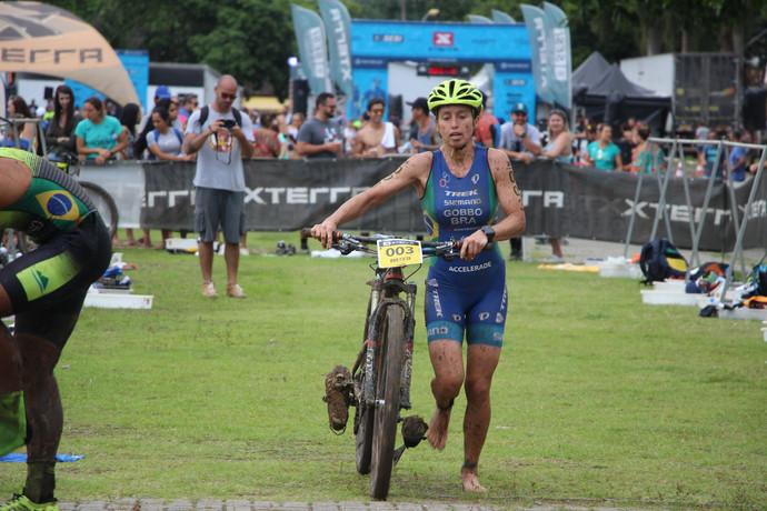 Sabrina Gobbo conquista pela quinta vez o título do X-Terra Brasil