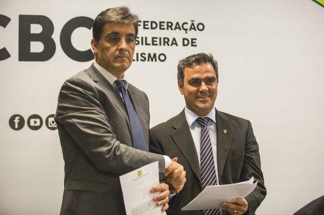 Cooperação entre CBC e MPT / Thiago Lemos/CBC