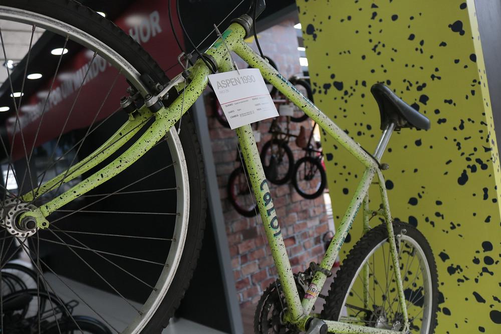 Caloi Aspen foi relançada / Márcio de Miranda - Planeta da Bike