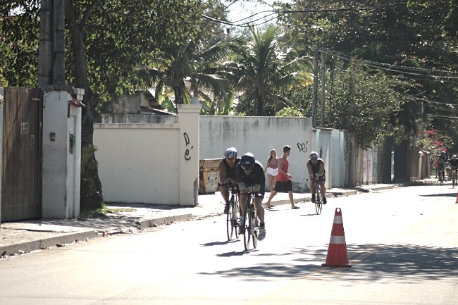 O triatlo vai agitar novamente o Recreio dos Bandeirantes / Márcio de Miranda