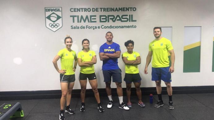 Seleção de Pista disputa Pan-Americano a partir desta quarta-feira