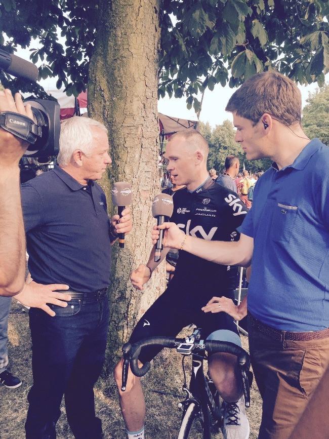 Caso Froome: Greg LeMond não acredita na desculpa e pede punição