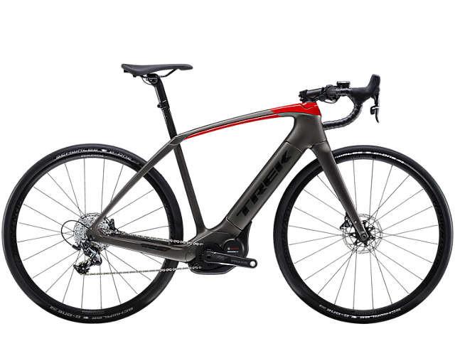 Conheça as E-bikes da Trek