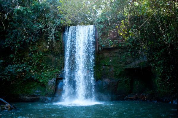 Cachoeira das Araras em Costa Rica (Divulgação)