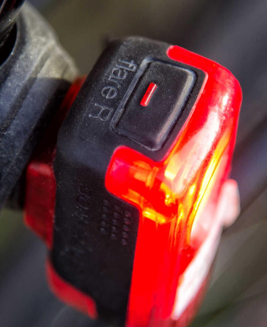 Flare indica quando a bateria está fraca / Divulgação