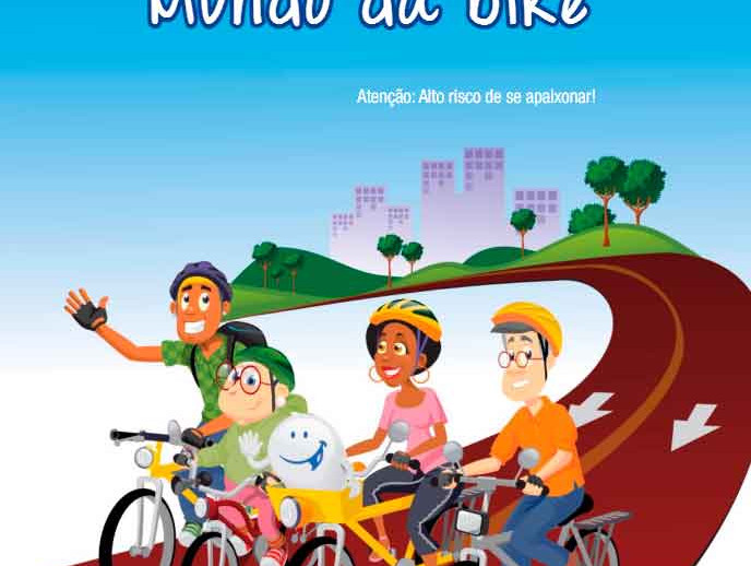 Uma ótima cartilha sobre bicicletas: vale consultar