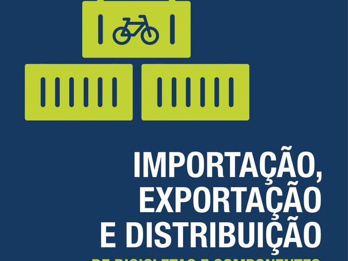 Mercado da bicicleta bate recorde em movimentação no comércio externo no primeiro semestre do ano