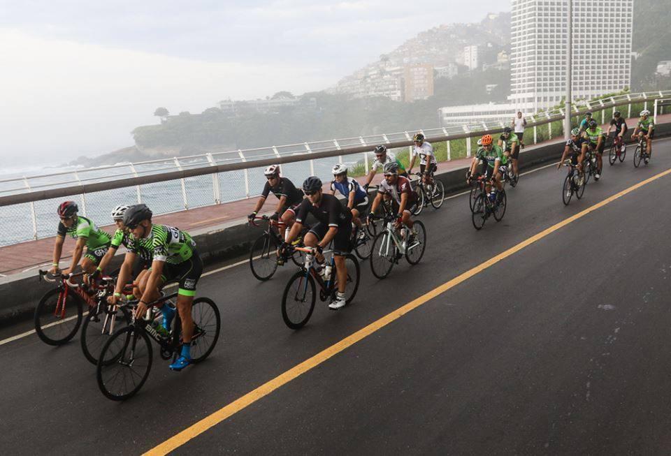 Primeiro treinão aberto do GFNY Brasil / Divulgação