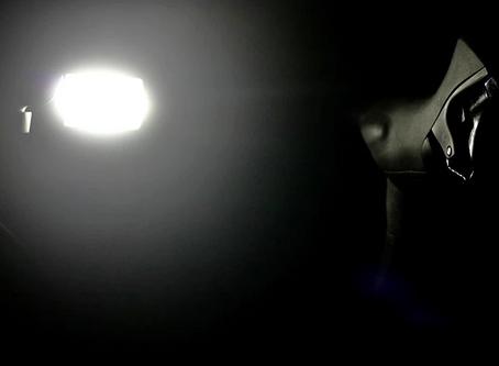 Testamos a Fabric Lumacell, luz frontal para pedalada noturna