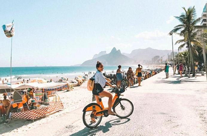 Patrocinador das Laranjinhas apresenta sua plataforma de mobilidade urbana na Velo-city 2018