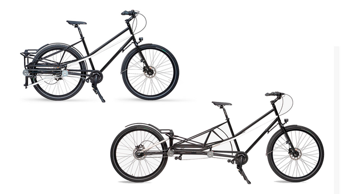 Convercycle: a bike urbana e cargueira