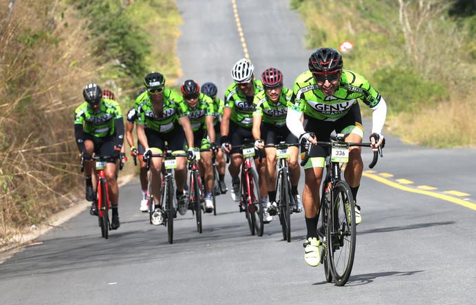 Segunda edição do GFNY Brasil cresce e vai levar 1500 ciclistas a Conservatória neste final de seman