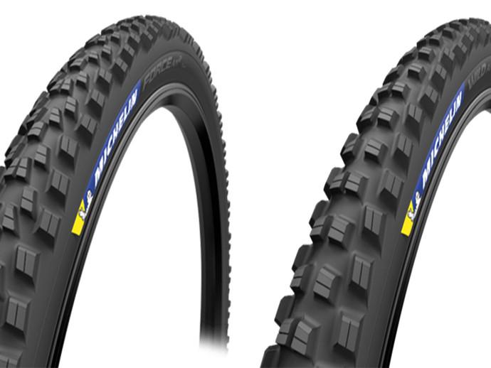 Michelin traz para o mercado brasileiro duas novas opções de pneus para MTB