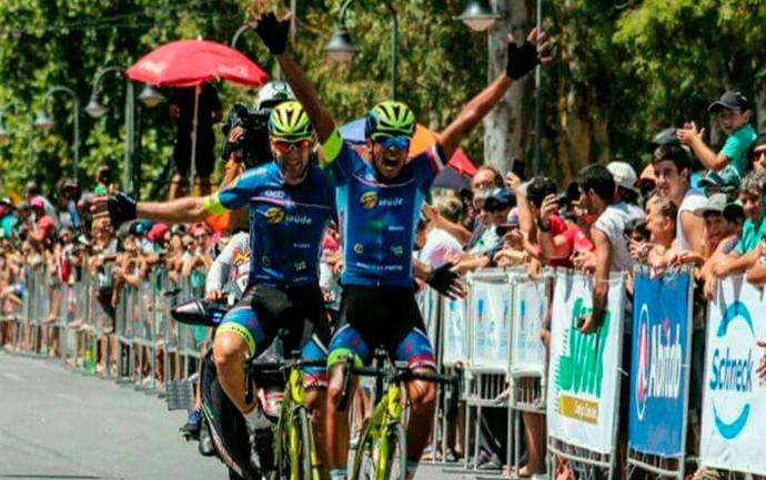 Brasileiros dominam o pódio da terceira etapa da Rutas de América