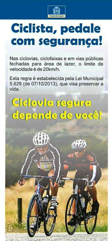 Flyer da campanha de conscientização / Divulgação