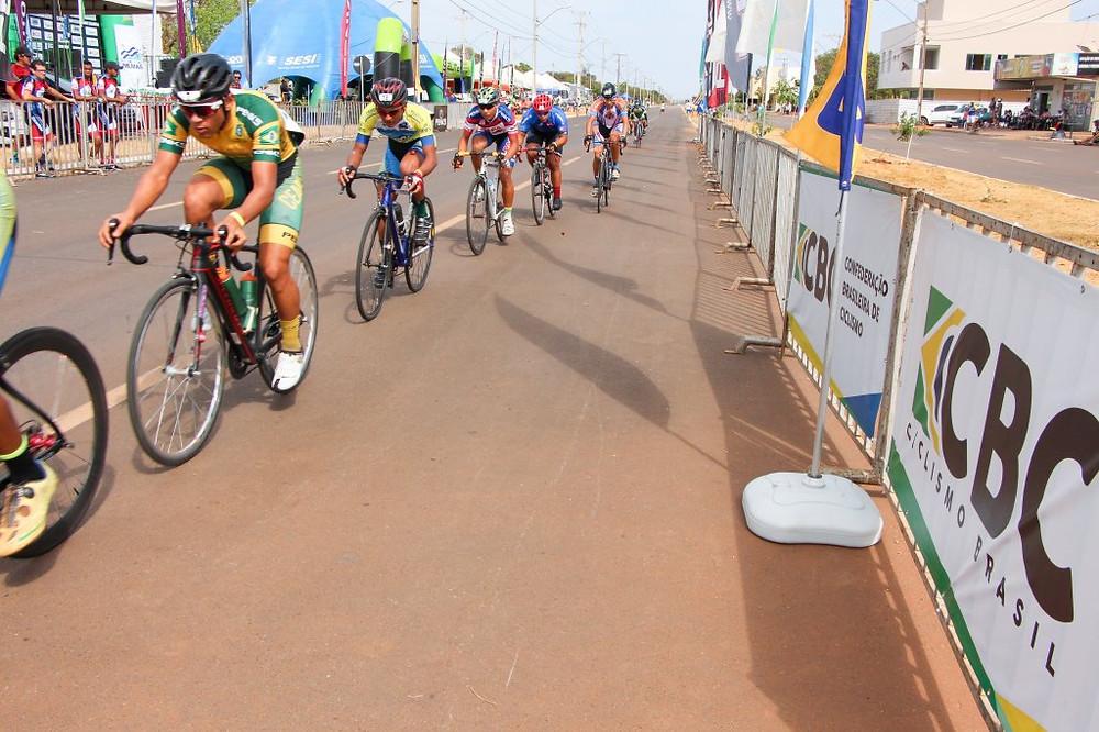 Prova Circuito hoje - Copa N-NE Ciclismo - Sergipe