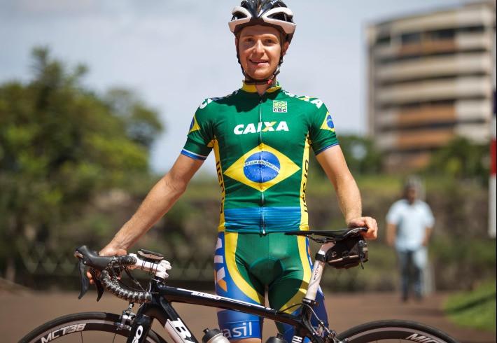 Nicolas é um dos representantes do Brasil / Divulgação