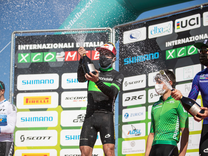 Henrique Avancini fala sobre a vitória na Internazionali d'Italia Series