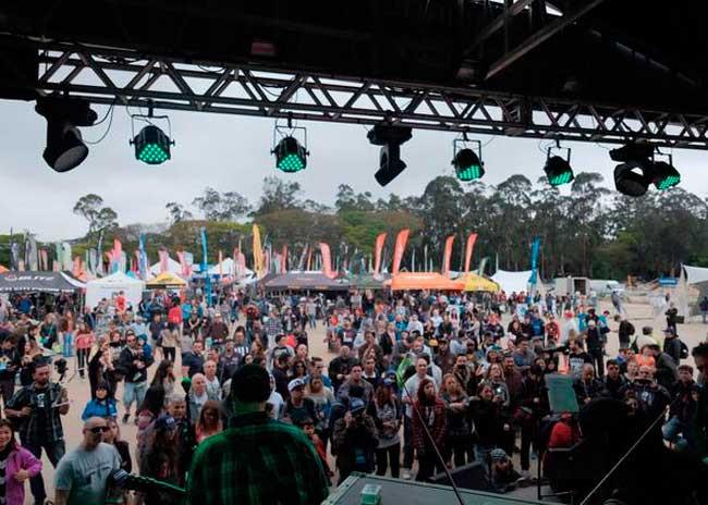 Show agita o público no evento / Divulgação - FS Fotografia