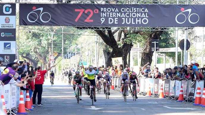 Prova Ciclística 9 de Julho só em 2021