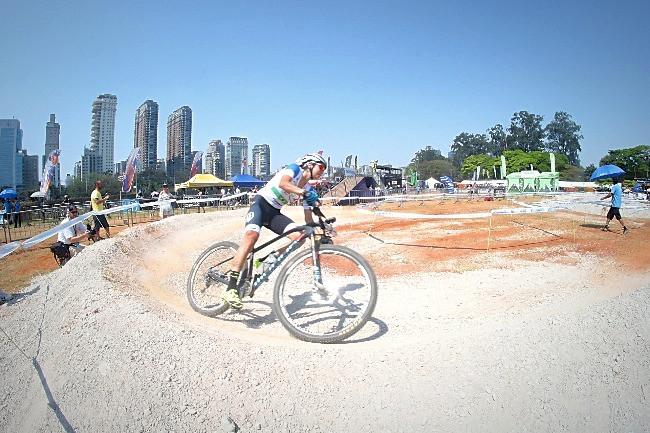 Raíza Goulão conquistou o Short Track na última edição / Márcio de Miranda - Planeta da Bike
