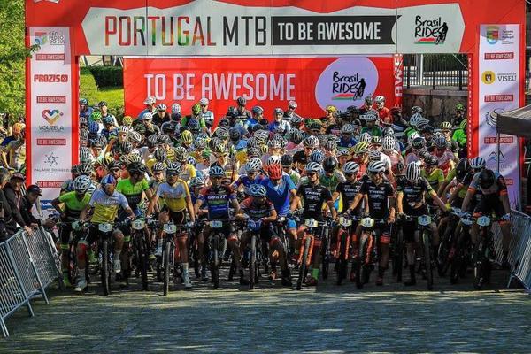 Brasil Ride terá prova por etapas em Portugal em maio. Inscrições abrem nesta segunda