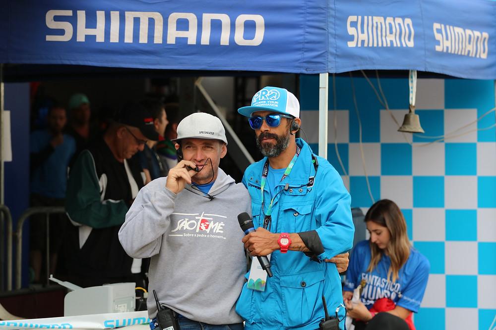 Márcio Ravelli e Marrom MC na edição deste anos / Márcio de Miranda - Planeta da Bike