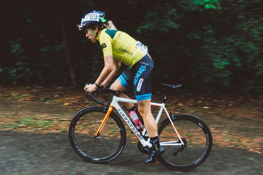 Polegatch lidera o ranking feminino / Divulgação